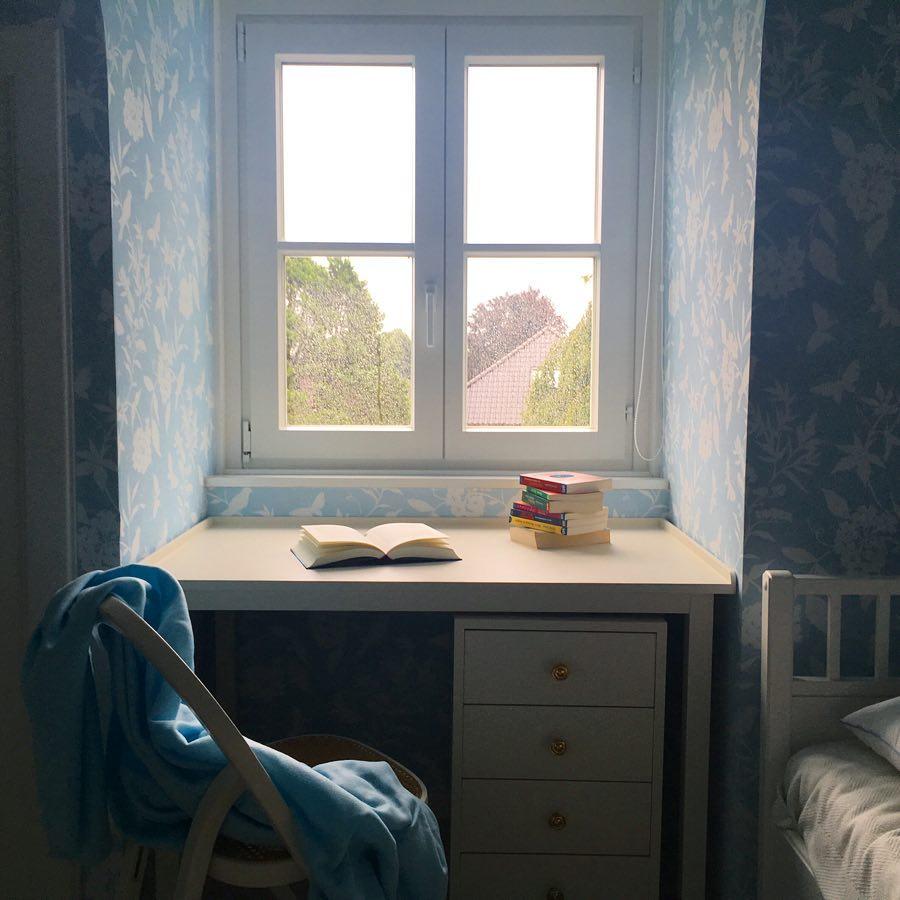 Zum Jubiläum: Ein Besuch im Blauen Zimmer